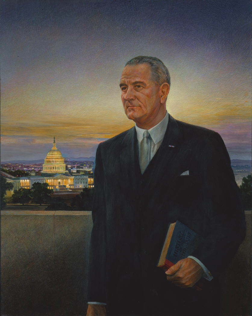 lyndon b johnson research paper Research papers on lyndon b johnson discuss the fact that johnson was the most influential person leading the us out of conflict during the civil rights movement.