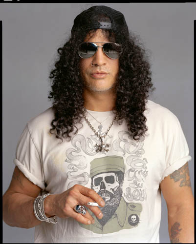 Slash [Saul Hudson], 2007
