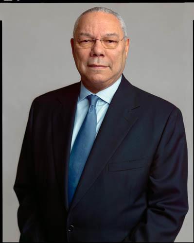 Colin Powell, 2007