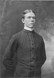 George Marshall as a cadet