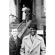"""Bill Bojangles"" Robinson (with Prentiss Taylor)"