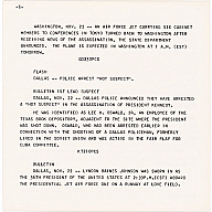 Flash-November 22, 1963 (Portfolio)
