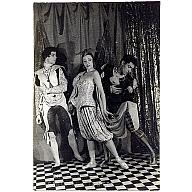 Kari Karnakoski, Viola Essen, and Francisco Moncion