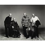 Five Whitney Artists, New York