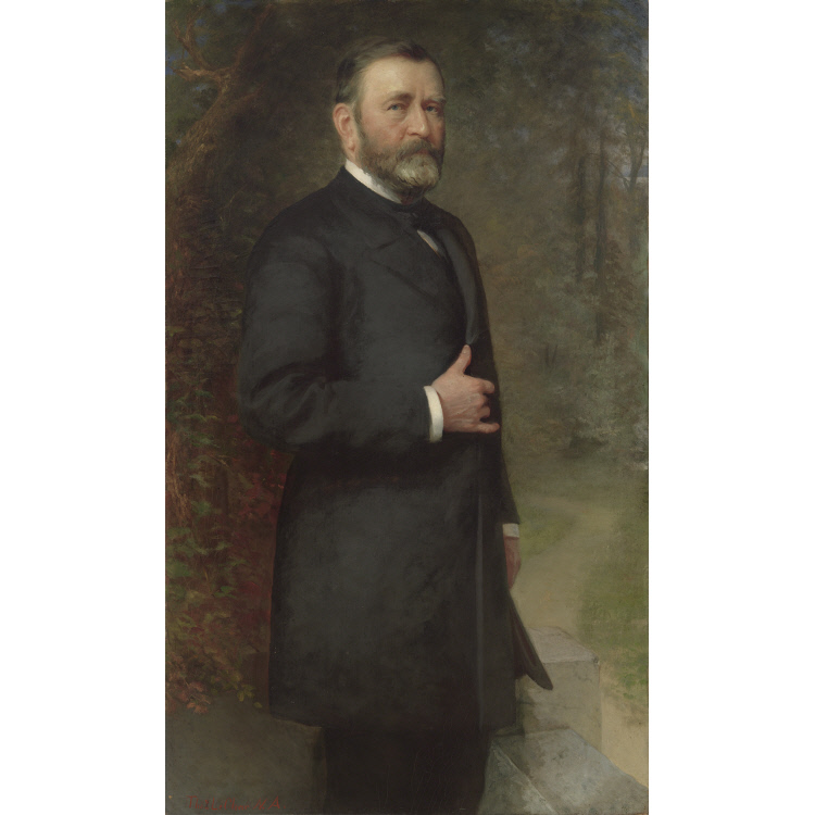 Ulysses S Grant  National Portrait Gallery Ulysses S Grant