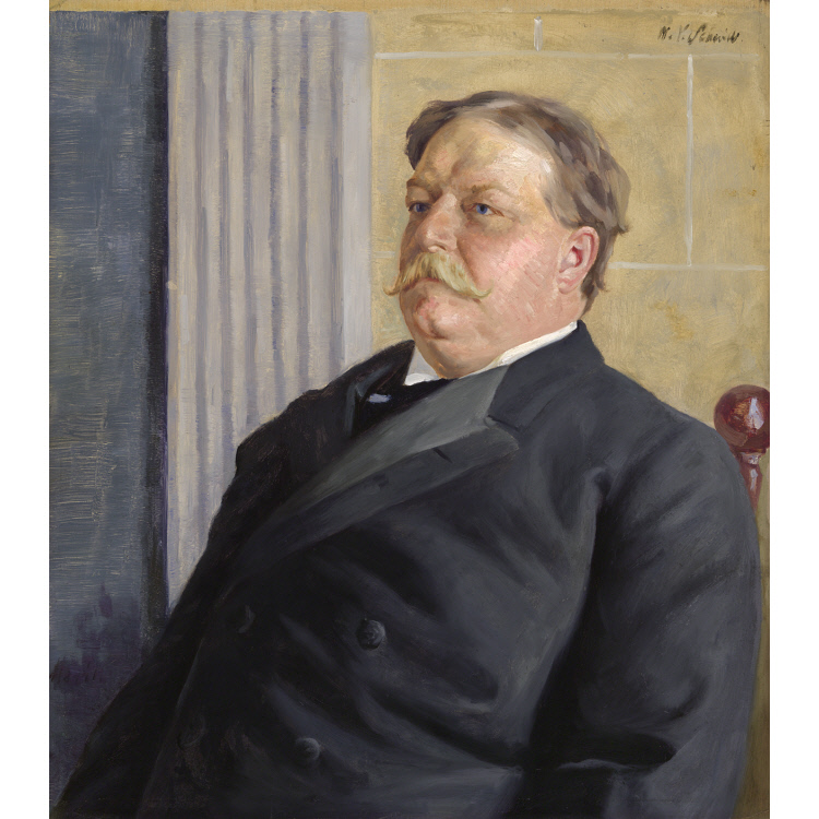 william howard taft national portrait gallery