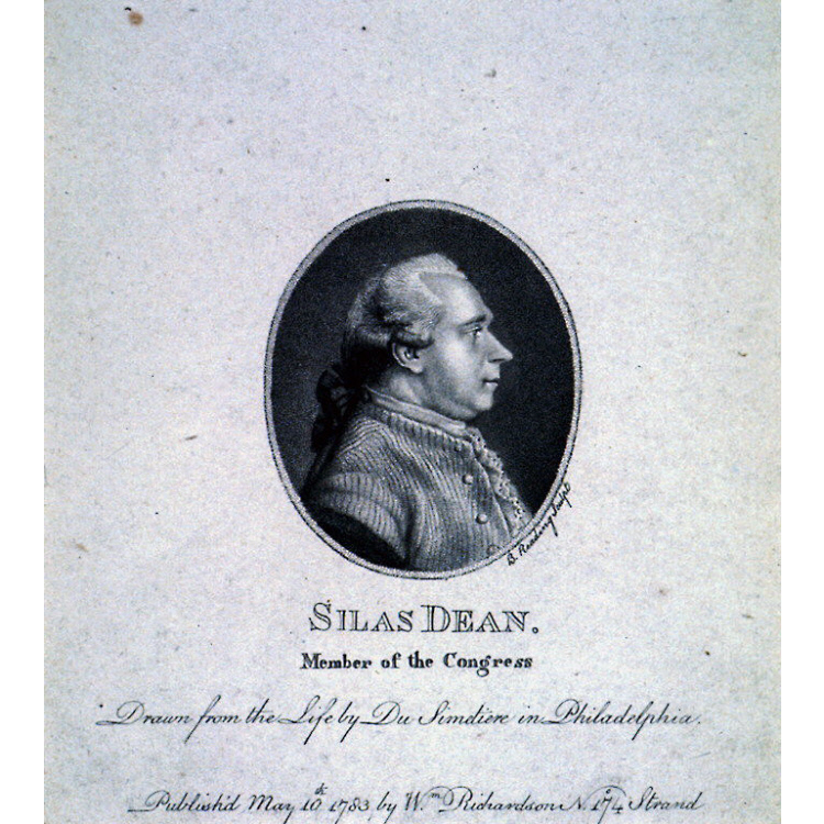 silas deanes death The strange case of silas deane does the story of silas deanes death illustrate the difference between what happened in the past and what history really is _.