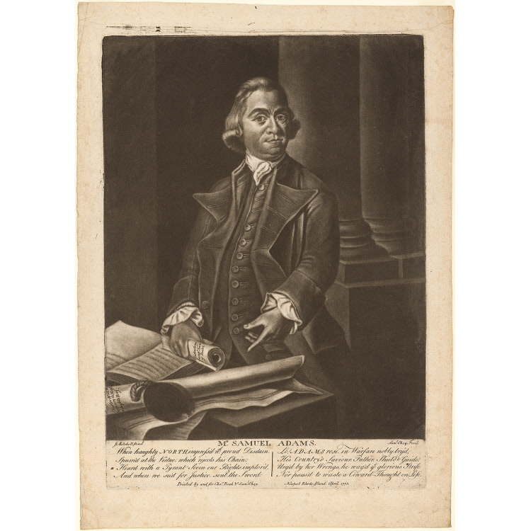 Samuel Adams Quotes On Government: Founding Fathers, Quotes, Biographies And Writings