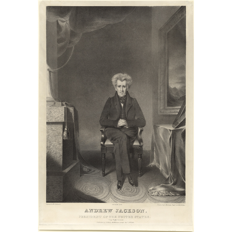 Andrew Jacksons Kitchen Cabinet: Knowing The Presidents: Andrew Jackson
