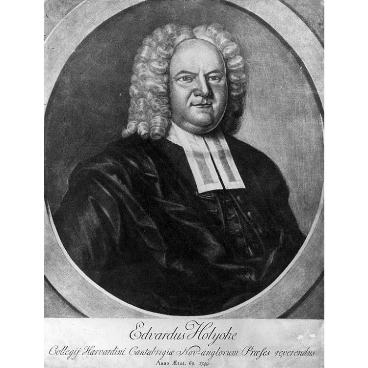 Edward Holyoke