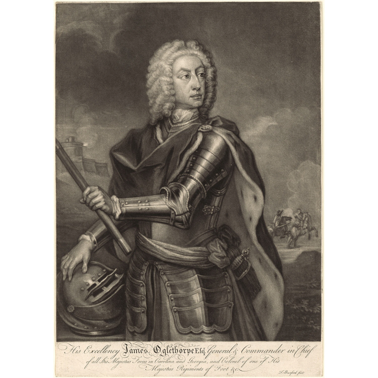 James Edward Oglethorpe