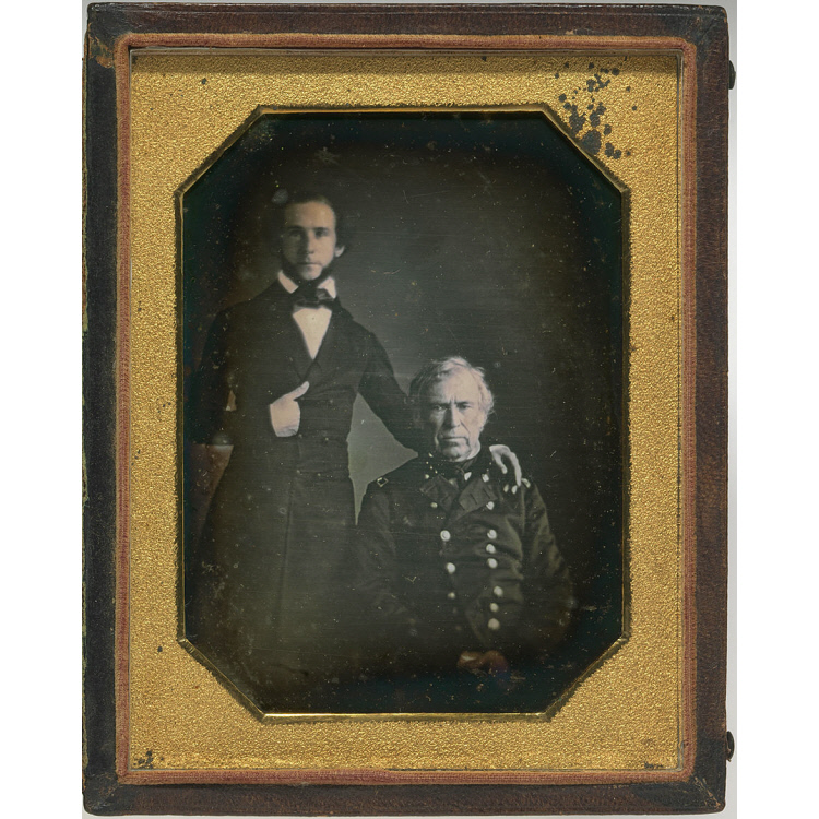 Zachary Taylor and William Bliss