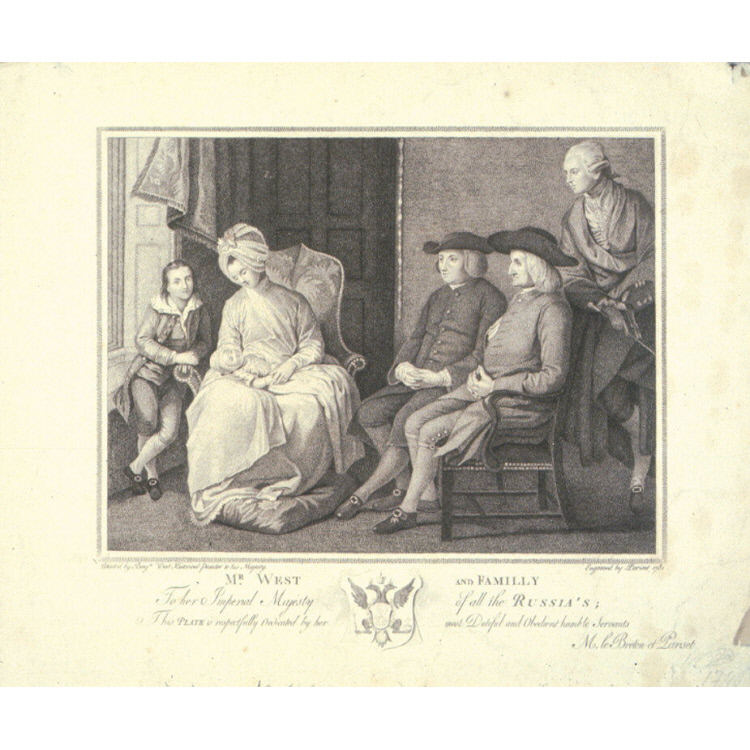 Benjamin West and Family