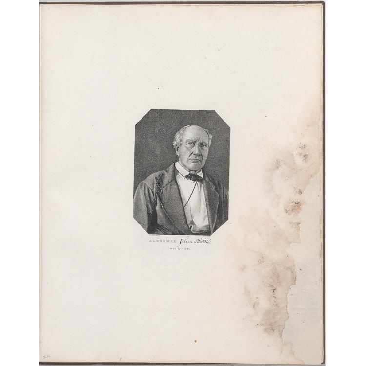 The National Plumbeotype Gallery - John Binns