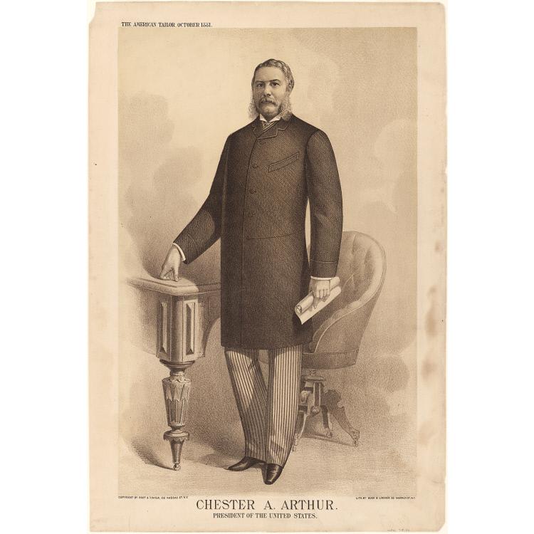 Chester Alan Arthur