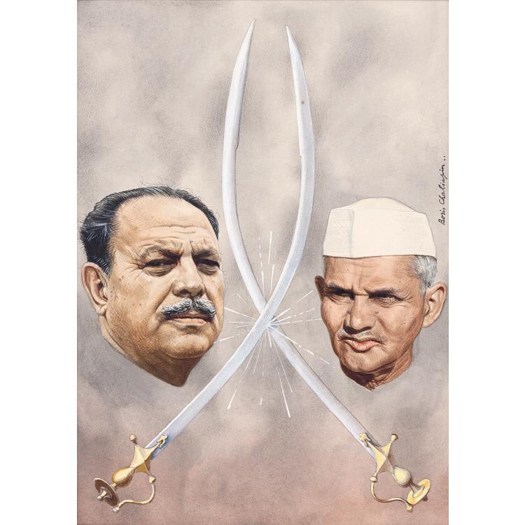 Ayub and Shastri