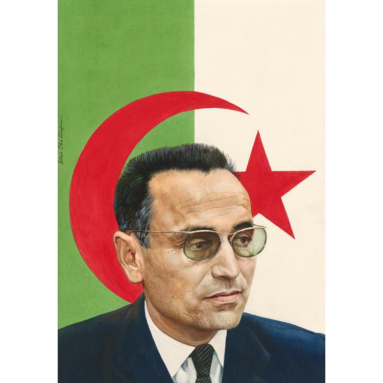 Benyoussef Ben Khedda