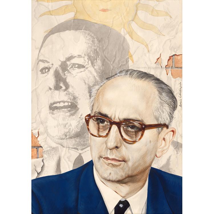 Dr. Arturo Frondizi