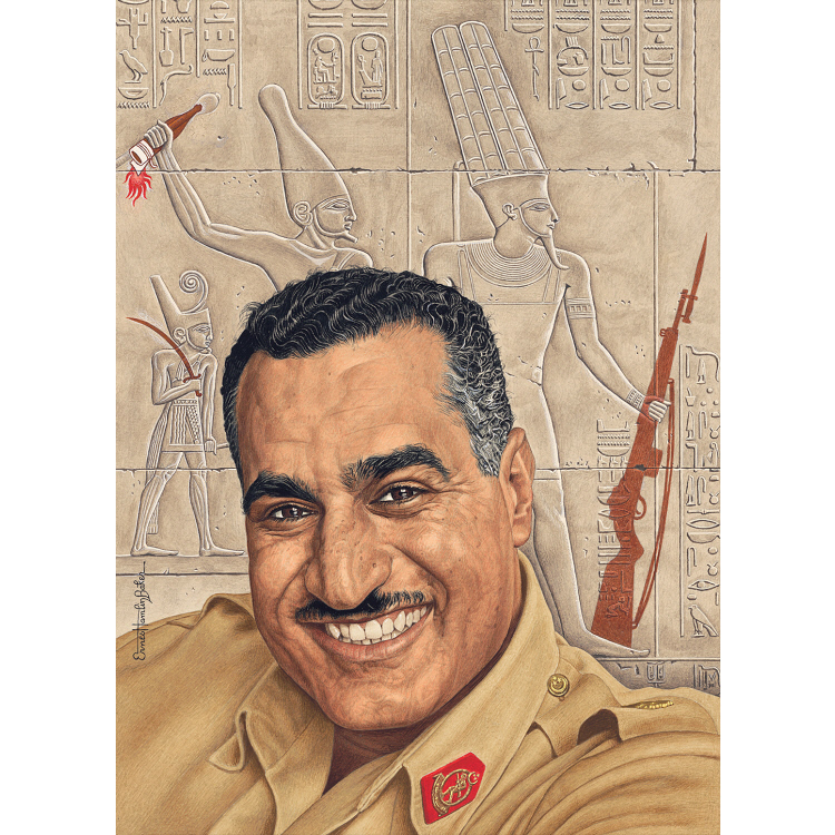 gamal abdel nasser Nasser, gamal abdel 1918-1970 bibliography gamal abdel nasser, who served as president of egypt from 1956 to 1970, was born on january 15, 1918, in the small village of bani mor in the egyptian province of assiut, where he lived for eight years.