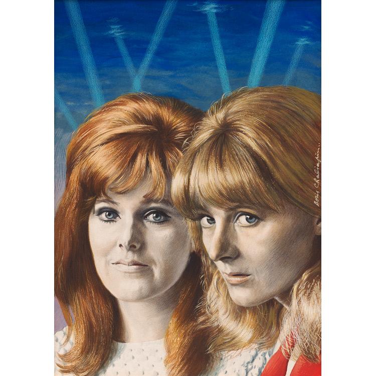 Lynn and Vanessa Redgrave