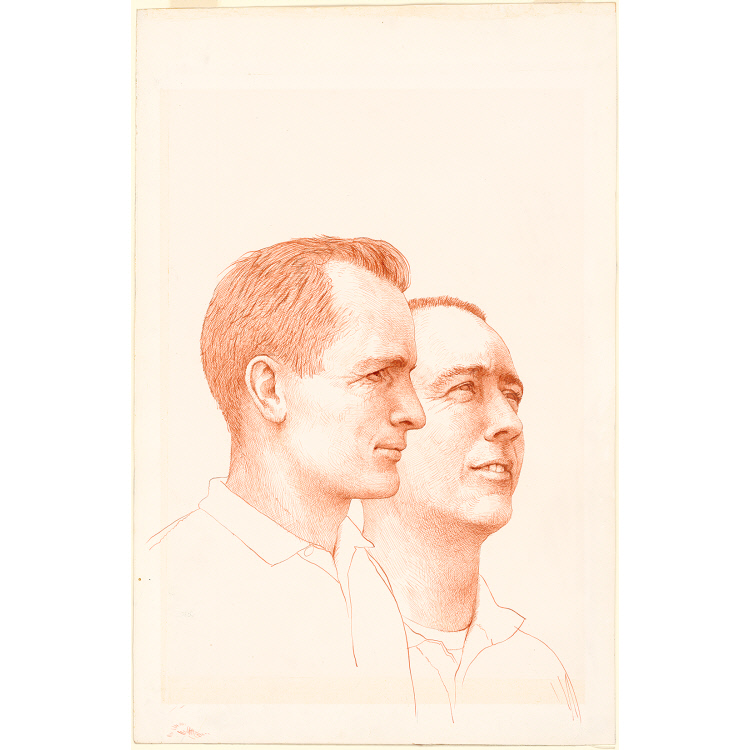 James McDivitt and Edward H. White