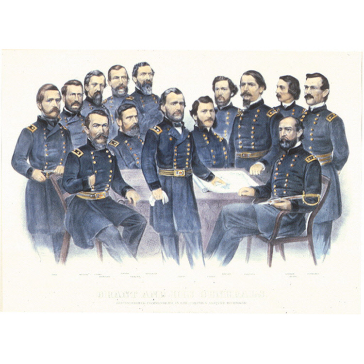 Grant and his Generals