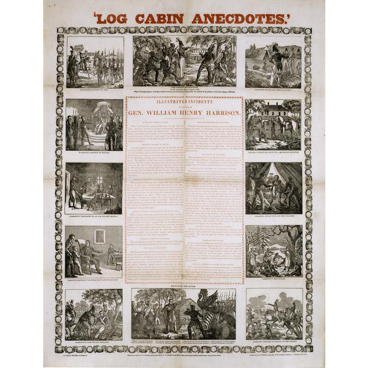 Log Cabin Anecdotes