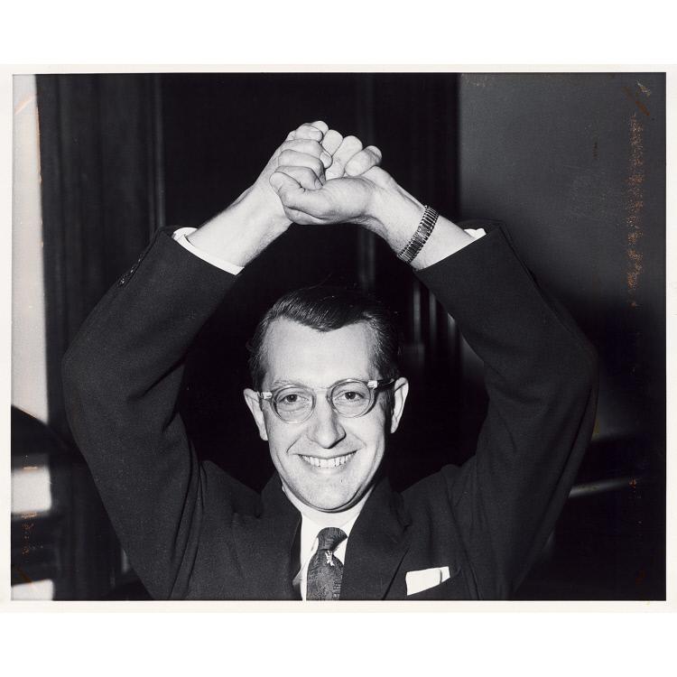 George M. Leader