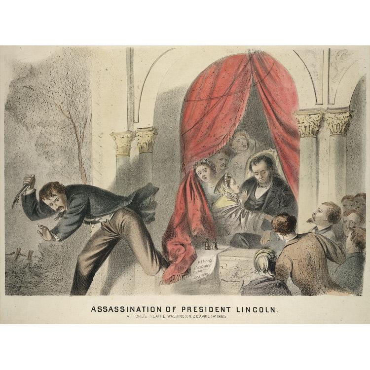 assassinating lincoln essay