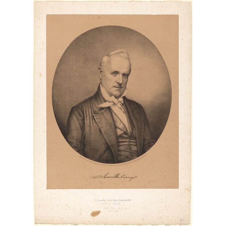 james buchanan James buchanan, the only bachelor to be president, spent his entire term of office in an unusual attempt to maintain the integrity of the union by the time he left office, the secession of the southern.