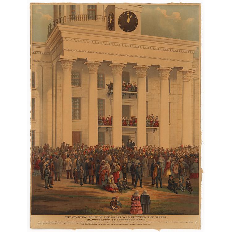 Inauguration of Davis