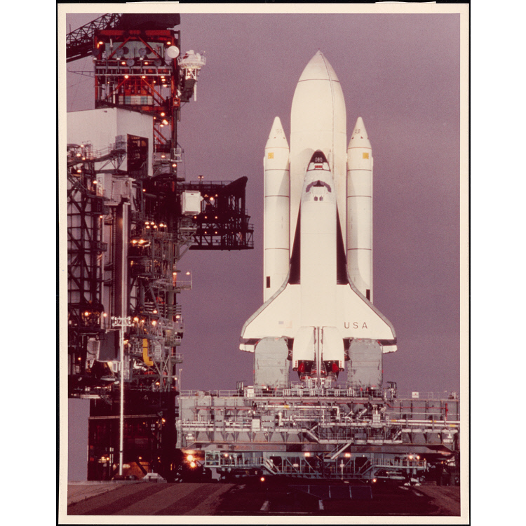 Space Shuttle Columbia: Aiming High In