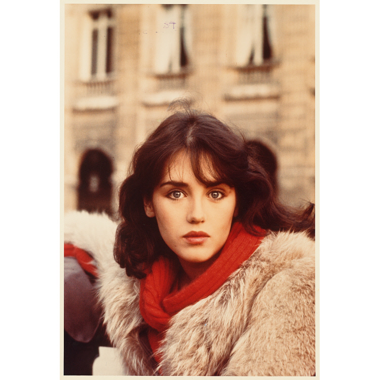 #phs.014493 Photo ISABELLE ADJANI
