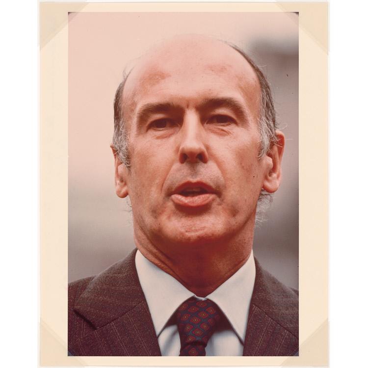 Valery Giscard D