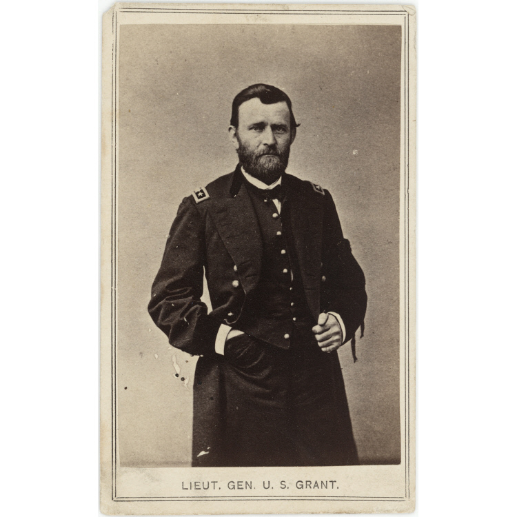 ulysses s grant a man of brilliance William tecumseh sherman had a lot in common with ulysses s grant like grant, he was born in ohio like grant, he graduated from the military academy at west point like grant, he failed as a.