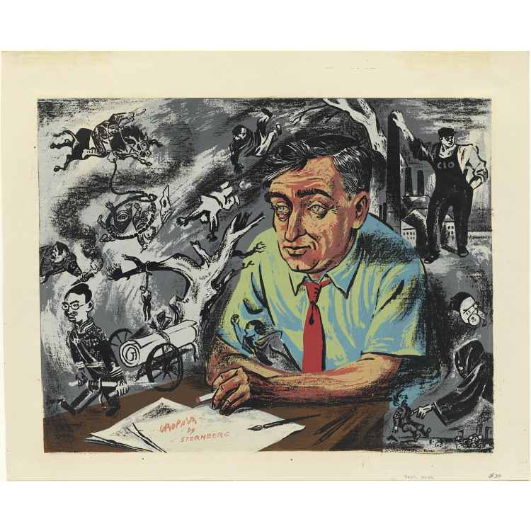 William Gropper