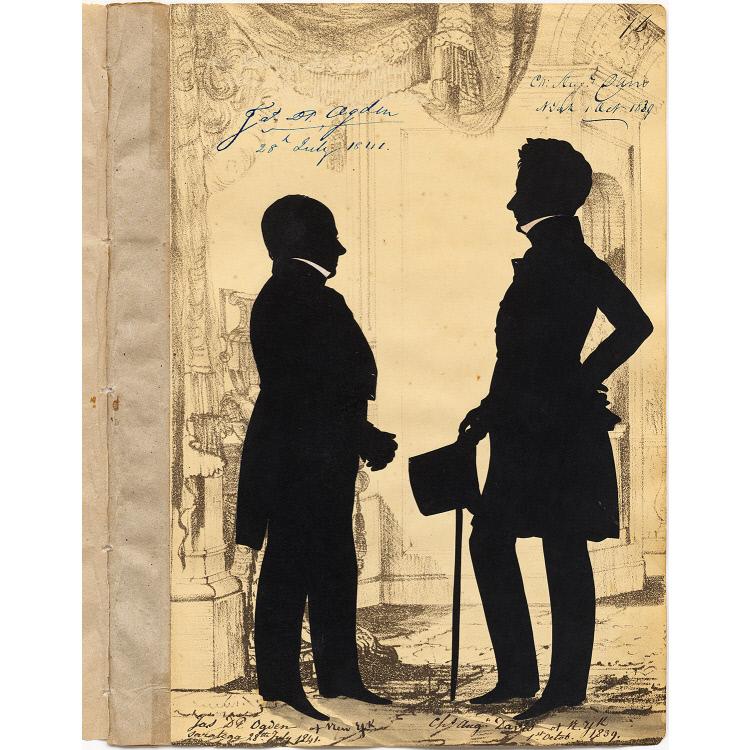 James Ogden and Charles Davis