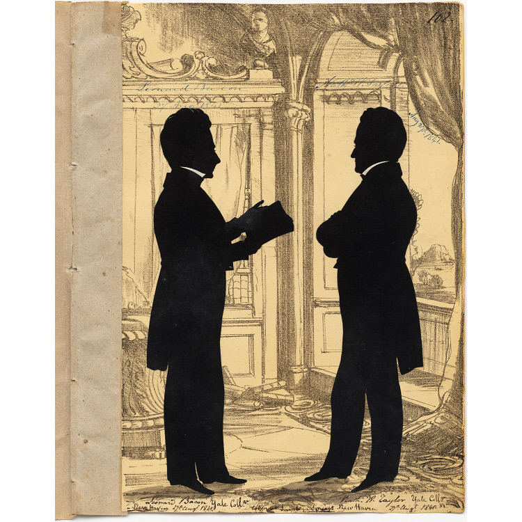 Leonard Bacon and Nathaniel Taylor