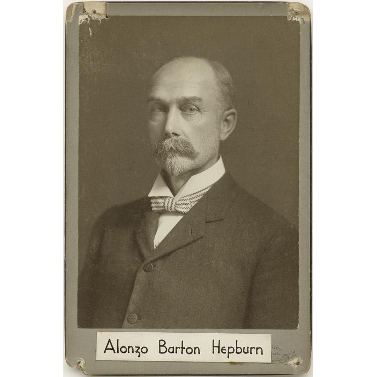Alonzo Barton Hepburn