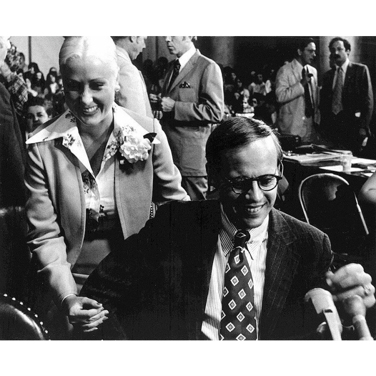 John Wesley Dean And Maureen Kane