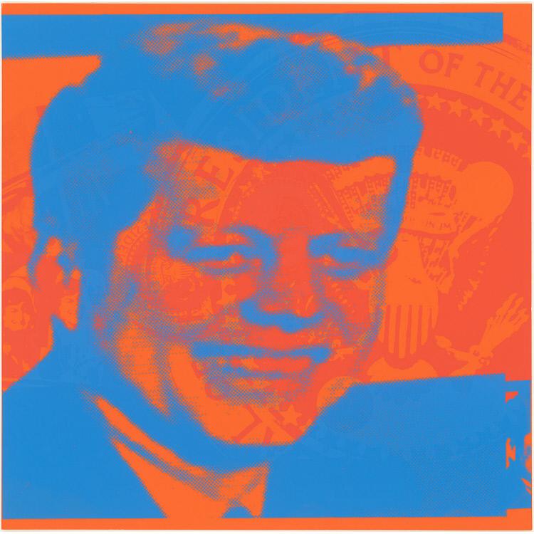 John F. Kennedy - Flash-November 22, 1963 (Portfolio)