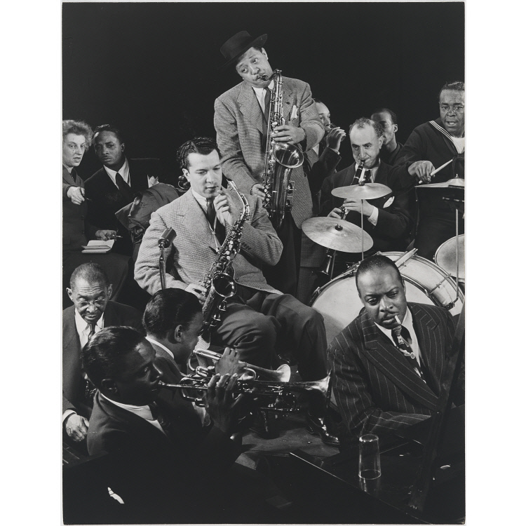 Count Basie Band - 2nd Jam