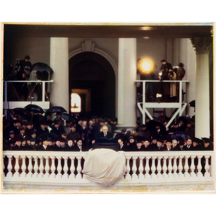 Inauguration of Franklin Delano Roosevelt, 1937