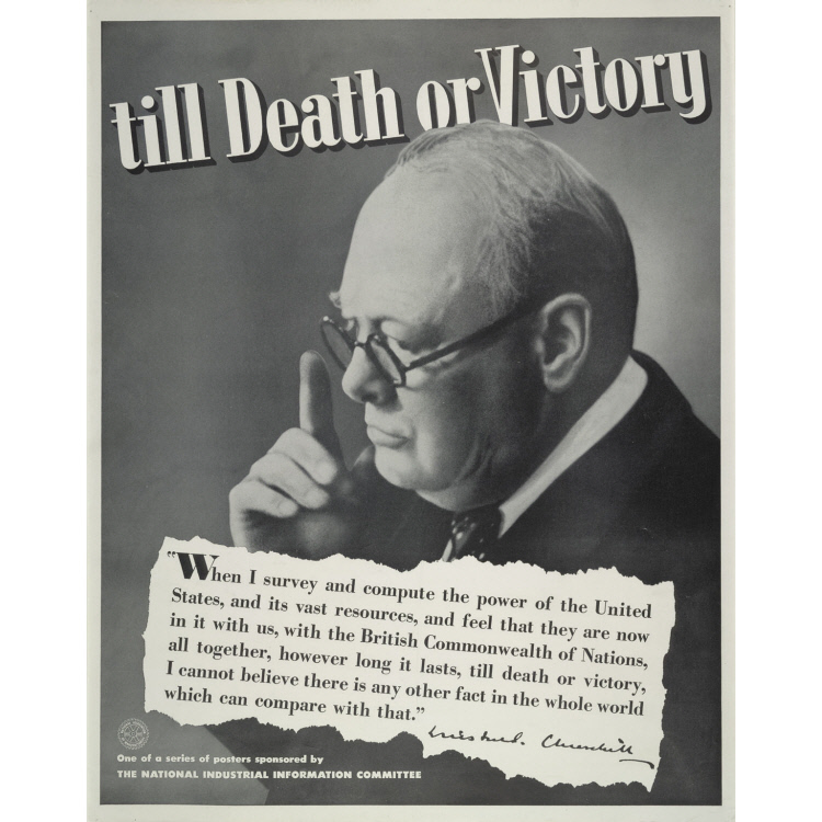 lies sir winston churchill Sir winston churchill quotes: the famous lines that he never said let it end only when each one of us lies choking in his own blood upon the ground.