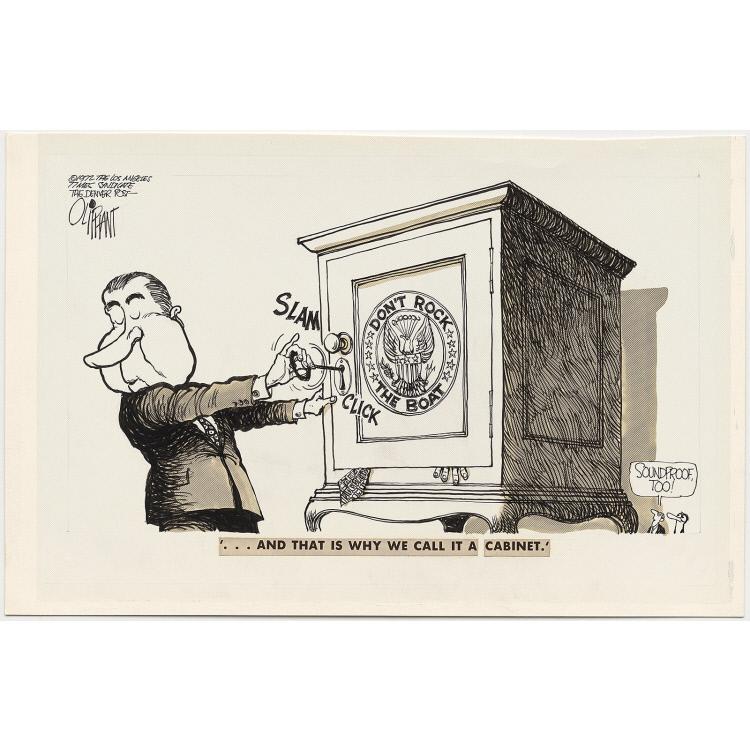 The Nixon Cabinet