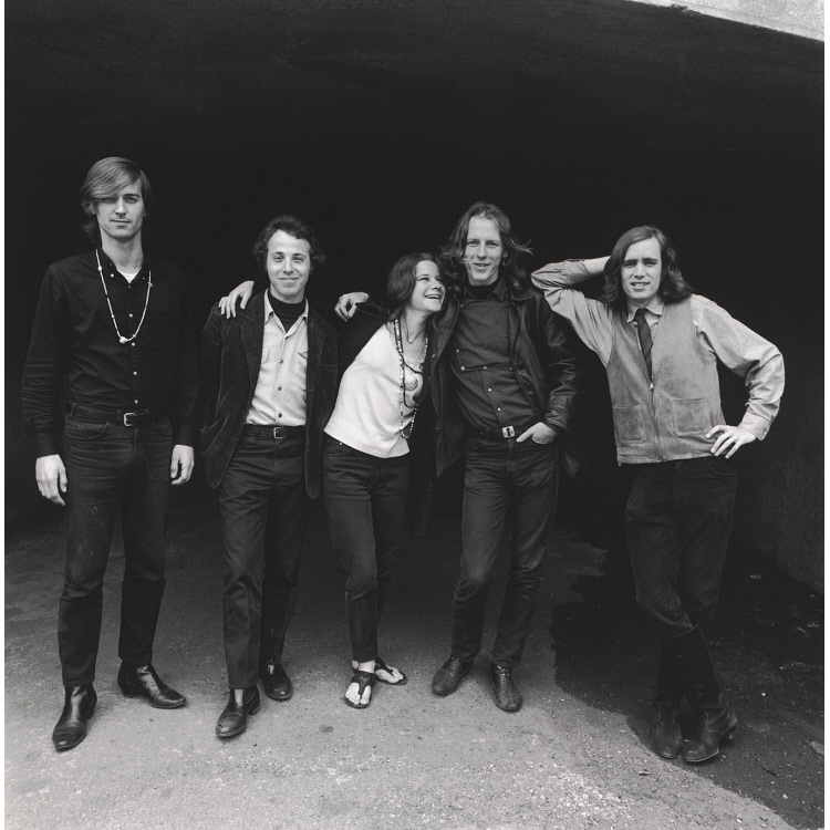 Janis Joplin (with Big Brother and the Holding Company)