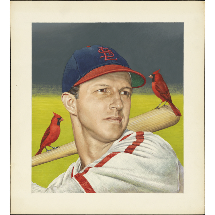 """Stan """"The Man"""" Musial"""