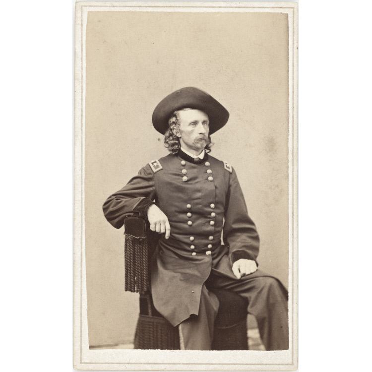 George Armstrong Custer...What you don't know