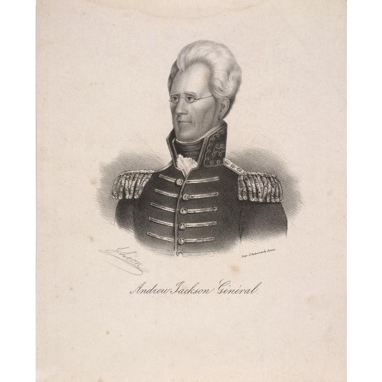 Andrew Jackson Général