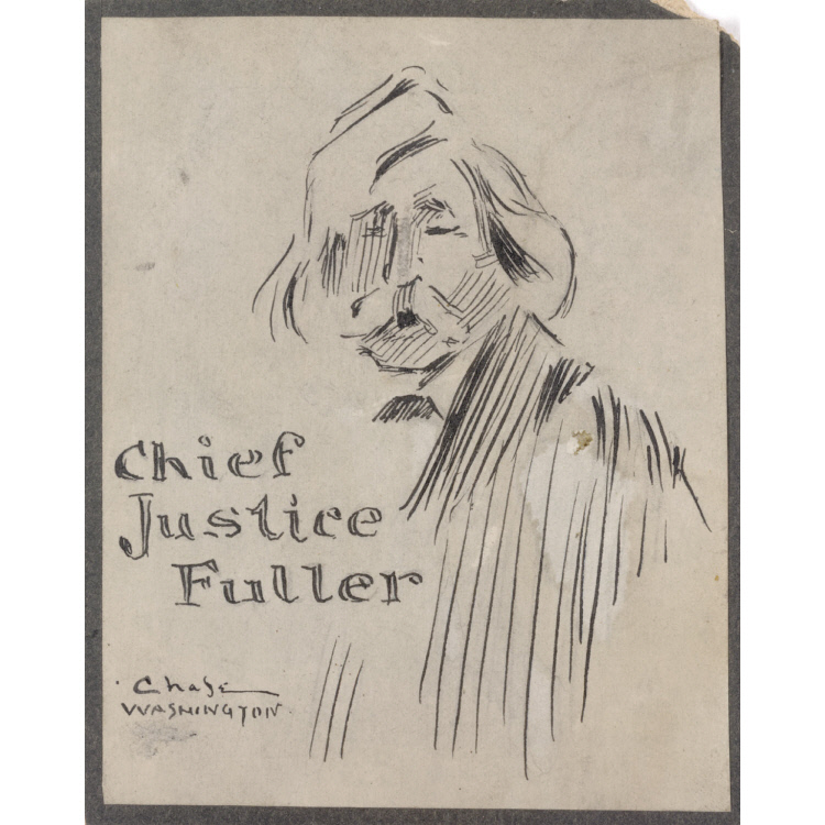 Chief Justice Melville Weston Fuller